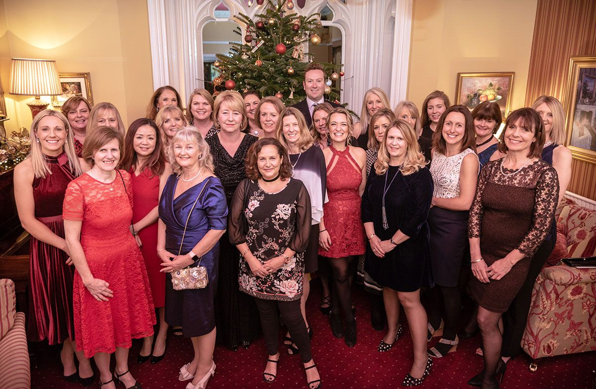 Christmas Evening Party.Christmas Party Pippa S Guardians